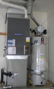 American Standard Gas Furnace
