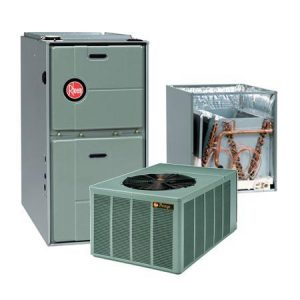 Rheem Gas Furnaces
