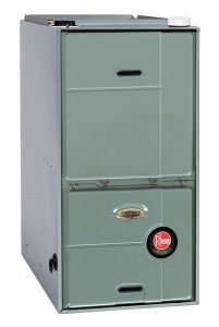Rheem RGGE Series Gas Furnace
