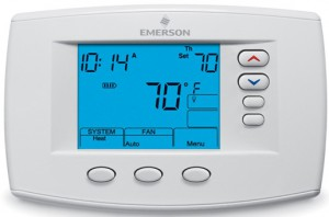Gas Furnace Thermostat