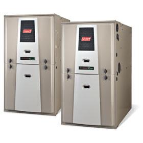 Coleman Echelon Gas furnace