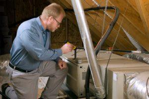 Gas Furnace Service